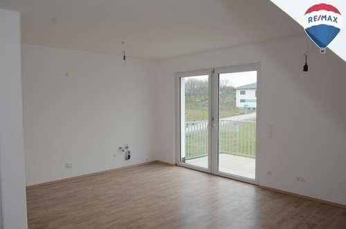 Neubau-Projekt - 4-Zimmer-Dachgeschoßwohnung