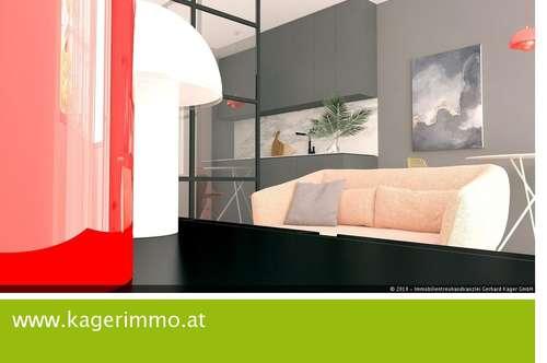 Modernes Wohnen in Hernals Top Nr. 2