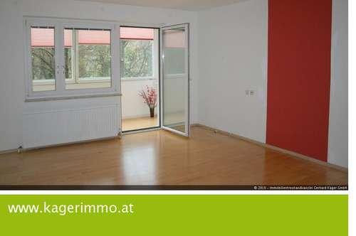 Top 3 Zi. Wohnung mit Loggia