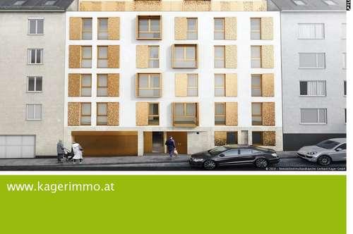 Modernes Wohnen am Meidlinger Markt - DG T.15