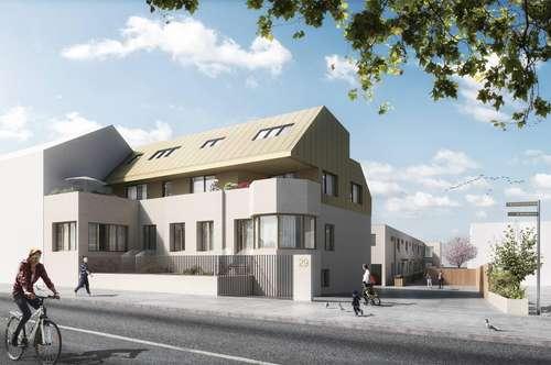 Maisonette Top 1/3 - Wunderschöne Wohnung mit zwei großzügigen Terrassen