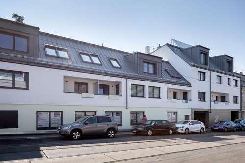 Provisionsfrei!! bezugsfertige, großzügige 3 Zimmer DG Maisonette mit Terrasse und Dachterrasse_T11