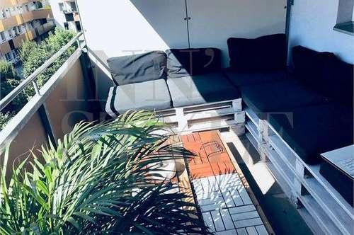 Innsbruck: 2-Zimmer-Wohlfühloase in Amras zu vermieten