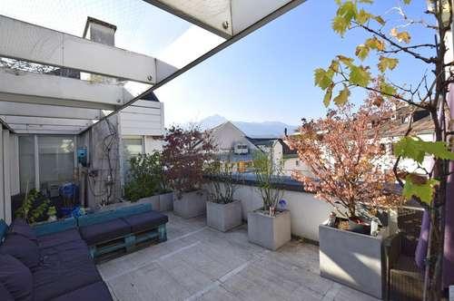 Penthouse im Herzen der Innsbrucker Altstadt