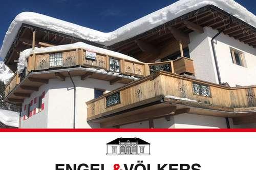 Alpenresidenz mit Sonnenterrasse in Leutasch