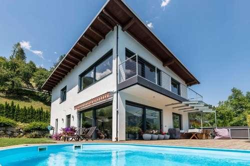 Architektenhaus auf der Sonnenseite