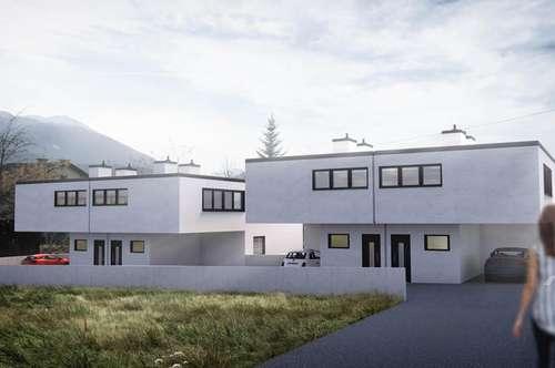 Sonniges Doppelhaus mit Kaminofen und Küche