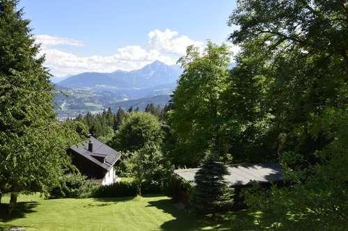 Einfamilienhaus in Hungerburg Waldrandlage