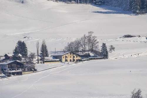 Tiroler Schmuckstück mit Bergblick in Traumlage