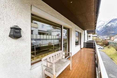 Anlegerobjekt: Vierzimmer-Appartement in Völs