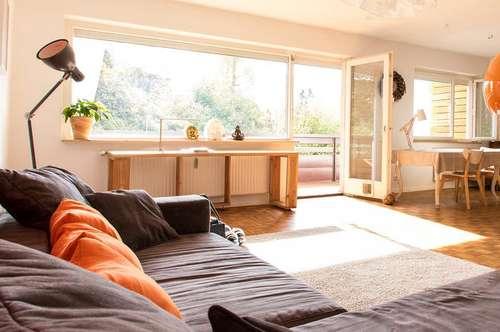 Vierzimmer-Wohnung mit Terrasse in Bestlage