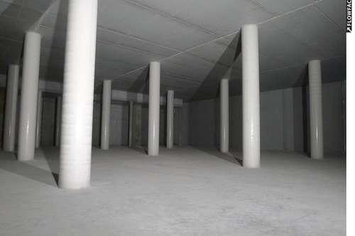 Teilbare Lagerflächen für € 4,70 all inclusive (35 m² - 1.400 m²)
