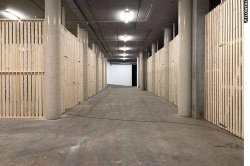 216 m² Lager - 24/7 uneingeschränkte Lademöglichkeit