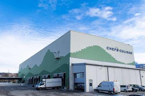 216 m² Lager - 24/7 mit Sprinter befahrbar