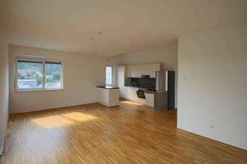 4 Zimmer Penthouse mit 11 m² Terrasse und Parkplatz in Straßgang! Unbefristet