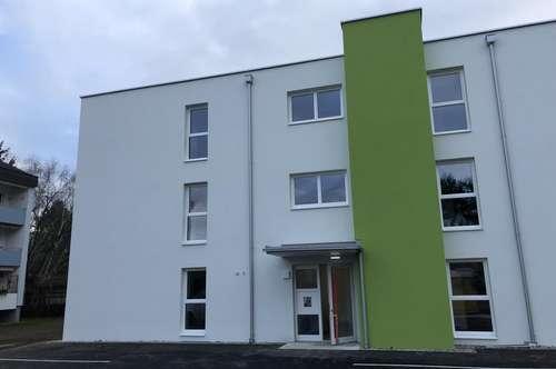 2-Zimmer-Genossenschaftsmietwohnung mit Garten in der Harter Straße 123 - Erstbezug
