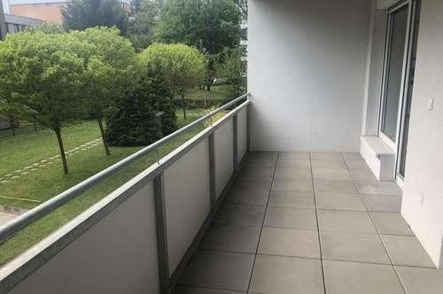 Schöne, 2 Zimmerwohnung mit Balkon und Tiefgaragenstellplatz in der Eisteichgasse! UNBEFRISTET!!!
