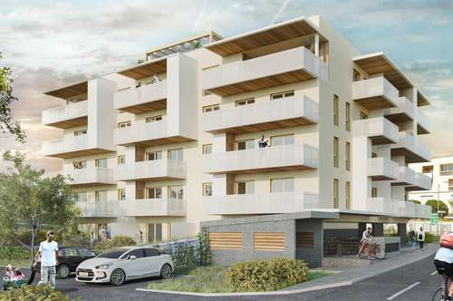 Penthaus mit 40m² Terrasse und 42m² Dachterrasse - ERSTBEZUG - provisionsfrei, Mitgestaltung derzeit noch möglich!