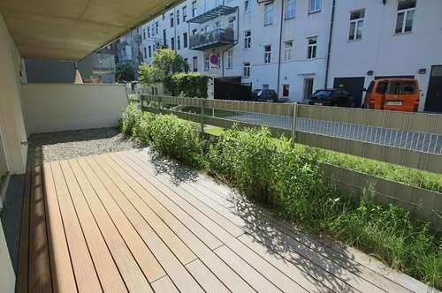 Terrassenhit - Tolle 2 Zimmerwohnung mit Gartenanteil in der Mariengasse