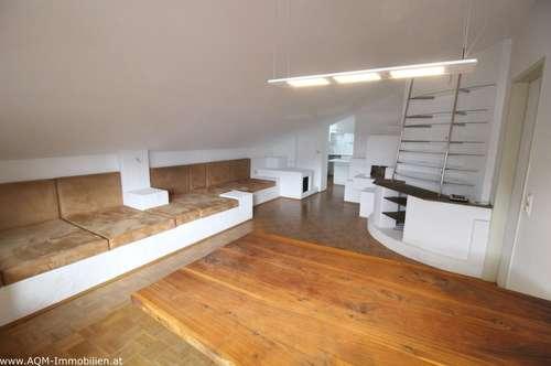 Sonnige, große 4 Zimmer-Wohnung im Zentrum von St. Johann/Pg.