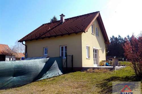 Einfamilienhaus mit Garten !!!