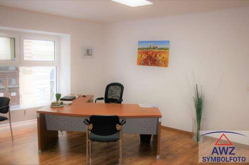 Innovatives Geschäfts- und Bürogebäude zu verkaufen und teilweise Rückmietung!