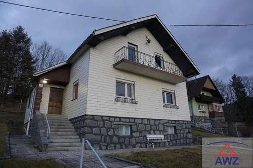 Zentrumsnahes Einfamilienhaus in St. Oswald/Freistadt zu verkaufen!