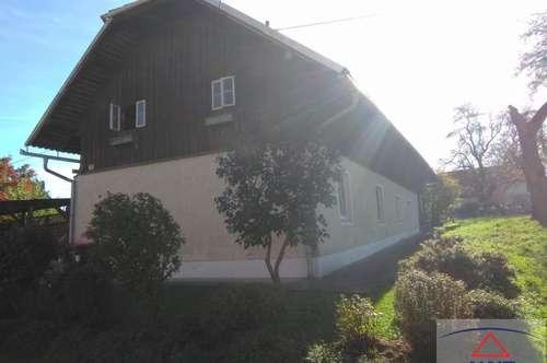 Älteres Haus in ländlicher Lage!