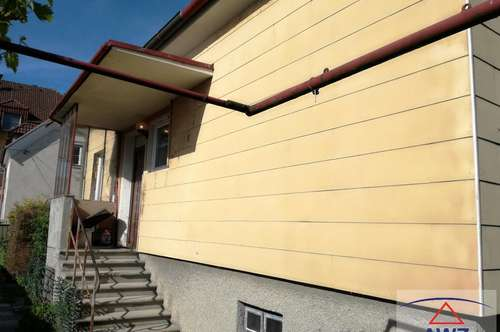 Günstiges Einfamilienhaus mit Garten