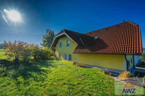 Leistbares Haus mit Herz in einer Landschaft zum Verlieben!