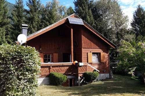 Schönes Ferienhaus am Zwirtnersee zu verkaufen!