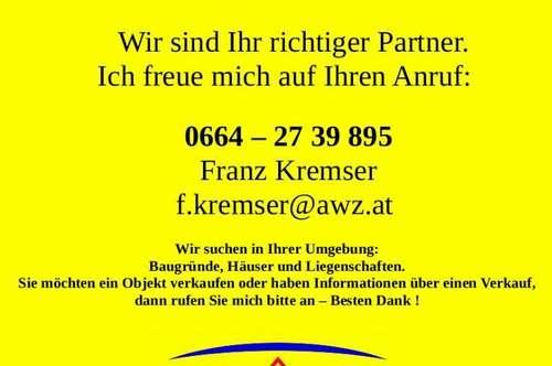 1210 Wien Stammersdorf: mehrere Grundstücke stehen zum Verkauf