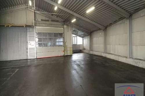 Lager- und Produktionshallen mit Büro zum Mieten oder Kaufen,
