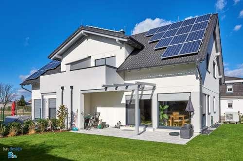Moderne ELK Doppelhaushälfte in TOP Lage von Hagenbrunn
