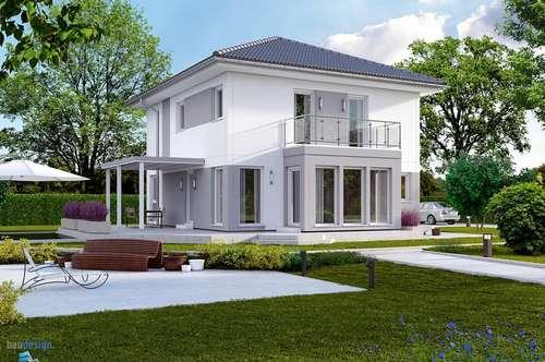 Bisamberg - exklusives Einfamilienhaus in neuer Siedlungslage
