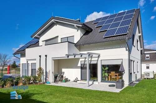 Bisamberg - NEUES PROJEKT - wunderschöne Doppelhaushälfte