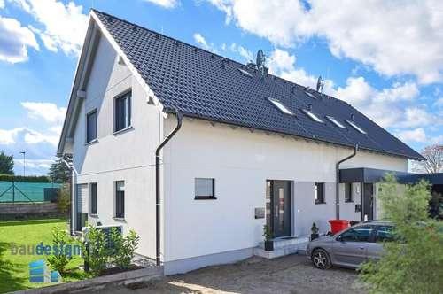 Modernes Doppelhaus in Bisamberg