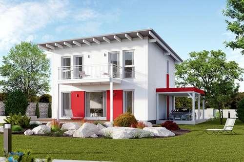 Bisamberg - modernes Einfamilienhaus in neuer Siedlungslage