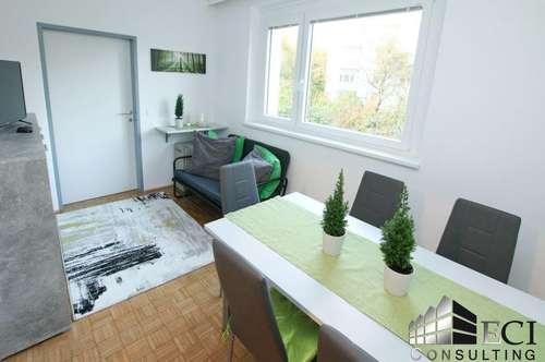 Voll möbliertes Apartment in Linz
