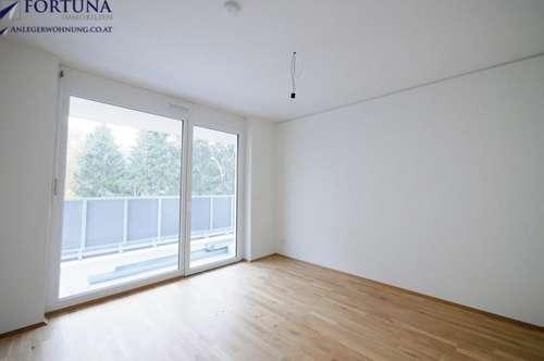 Günstige Mietwohnung in FH-Nähe: 49m² / 3-Zimmer ERSTBEZUG + großer Balkon!
