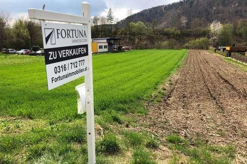 Gelegenheit: Gewerbegrundstück in Gratkorn - direkt neben Autobahnabfahrt