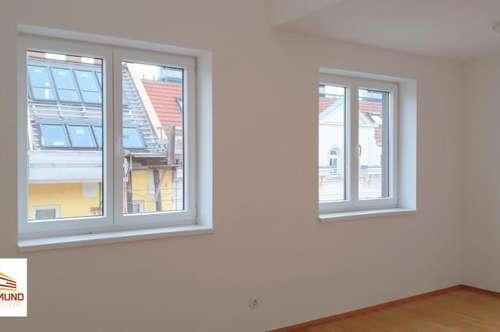 Familienfreundliche Terrassen DG-Wohnung auf zwei Ebenen