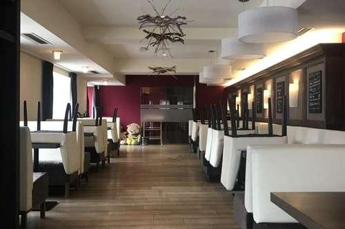 Gastronomie in Bestlage Cafe Bar Lounge Restaurant