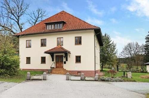 Herrschaftliches Haus in Ruhelage