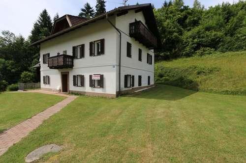 Haus mit extra Grundstück