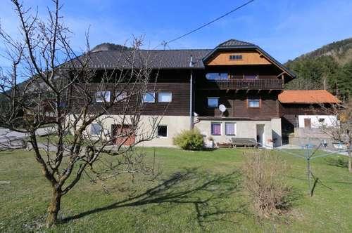 Mehrfamilienhaus mit Einliegerwohnung zu verkaufen!!