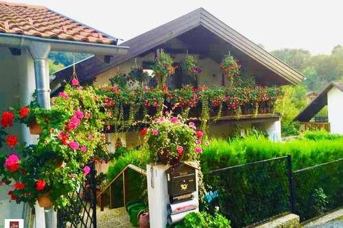 Attraktives Haus mit Wohnrecht --> Anlegergeeignet --> Eichgraben