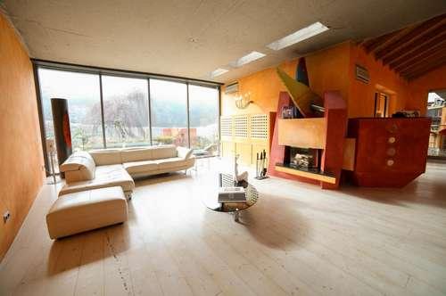 Stylisches Einfamilienhaus mit Luxusfaktor und Nirosta Pool - Tulfes