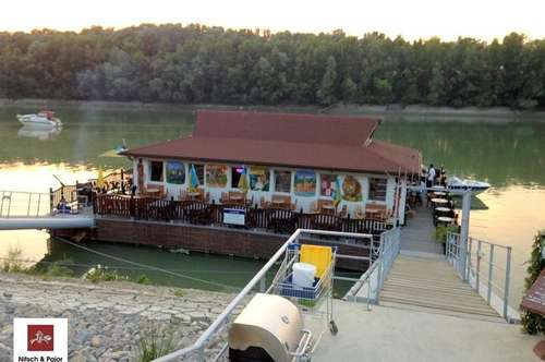 Renommiertes durch Film und TV bekanntes Lokal an der Donau sucht neuen Besitzer - provisionsfrei