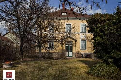 Jugendstilvilla mit großem Garten und Anningerblick - Guntramsdorf